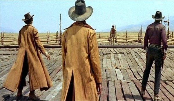 Tenkrát na Západě (C'era una volta il West / Once Upon a Time in the West, 1968)