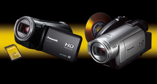 Panasonic HDC-SD5/SX5