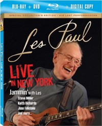 Les Paul: Live in New York (Blu-ray)