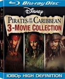 Trilogie Piráti z Karibiku (Pirates of the Caribbean Trilogy)