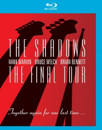 The Shadows: The Final Tour (Blu-ray)