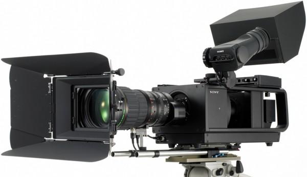 3D kamera Sony HFR Comfort-3D