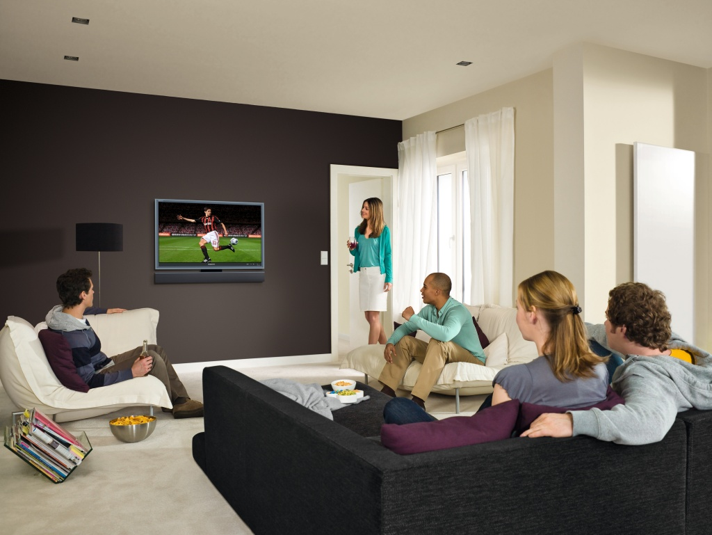 Расстояние смотреть телевизор 5