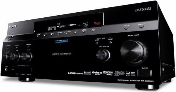 AV receiver Sony STR-DA-5500ES