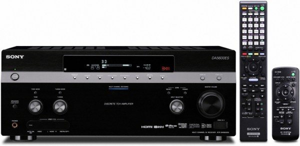 AV receiver Sony STR-DA5600ES