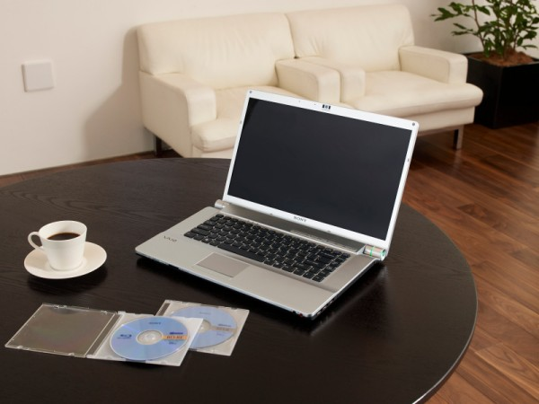 Sony VAIO FW - decor