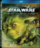 Star Wars The New Trilogy (Blu-ray)
