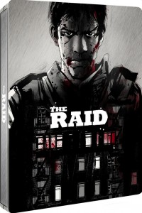 The Raid (Blu-ray steelbook)