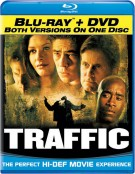 Traffic - Nadvláda gangů (Traffic) - Blu-ray / DVD flipper