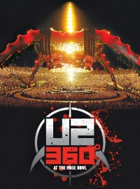 U2 360° at the Rose Bowl (Blu-ray)