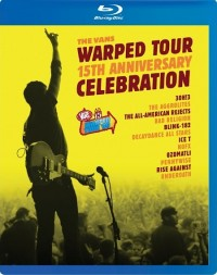 The Vans Warped Tour: 15th Anniversary Celebration (Blu-ray)