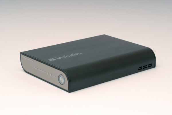 Verbatim Quad Interface HDD