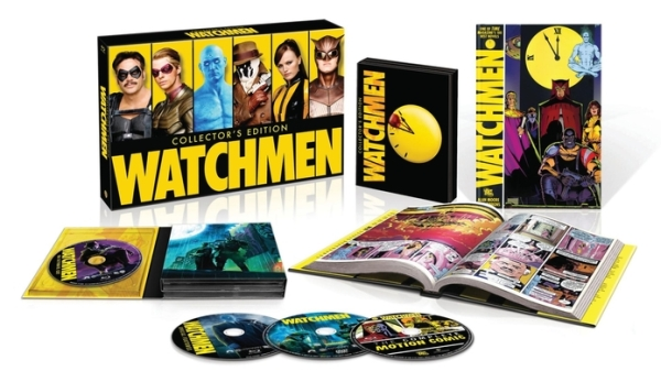 Watchmen: Collector´s Edition (Blu-ray)
