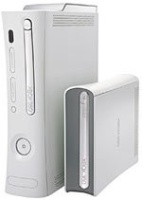 Xbox 360 s HD DVD modulem