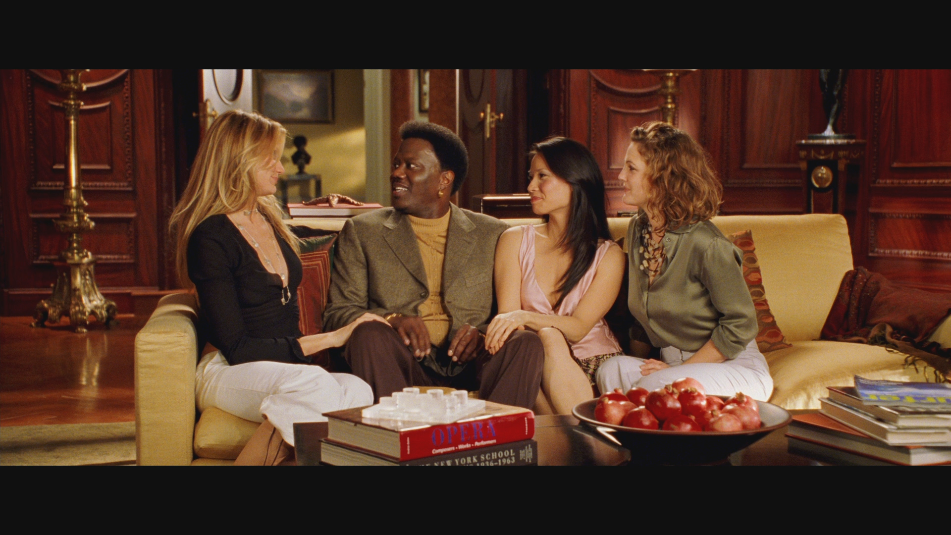 an analysis of the movie charlies angels Charlie's angels movie review summary actors: in this movie they are told to protect a young software designer/programmer who script analysis of charlie's.