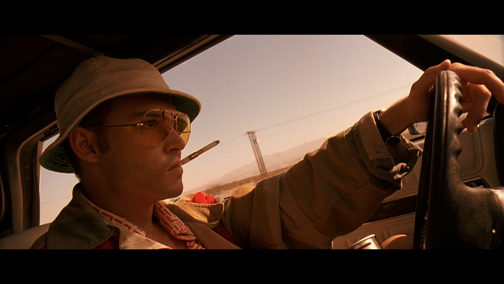 a focus on the main character raoul duke in film fear and loathing in las vegas Fear, and loathing in las vegas  fear and loathing in las vegas (film) ,  starring johnny depp as raoul duke and benicio del toro as dr gonzo.