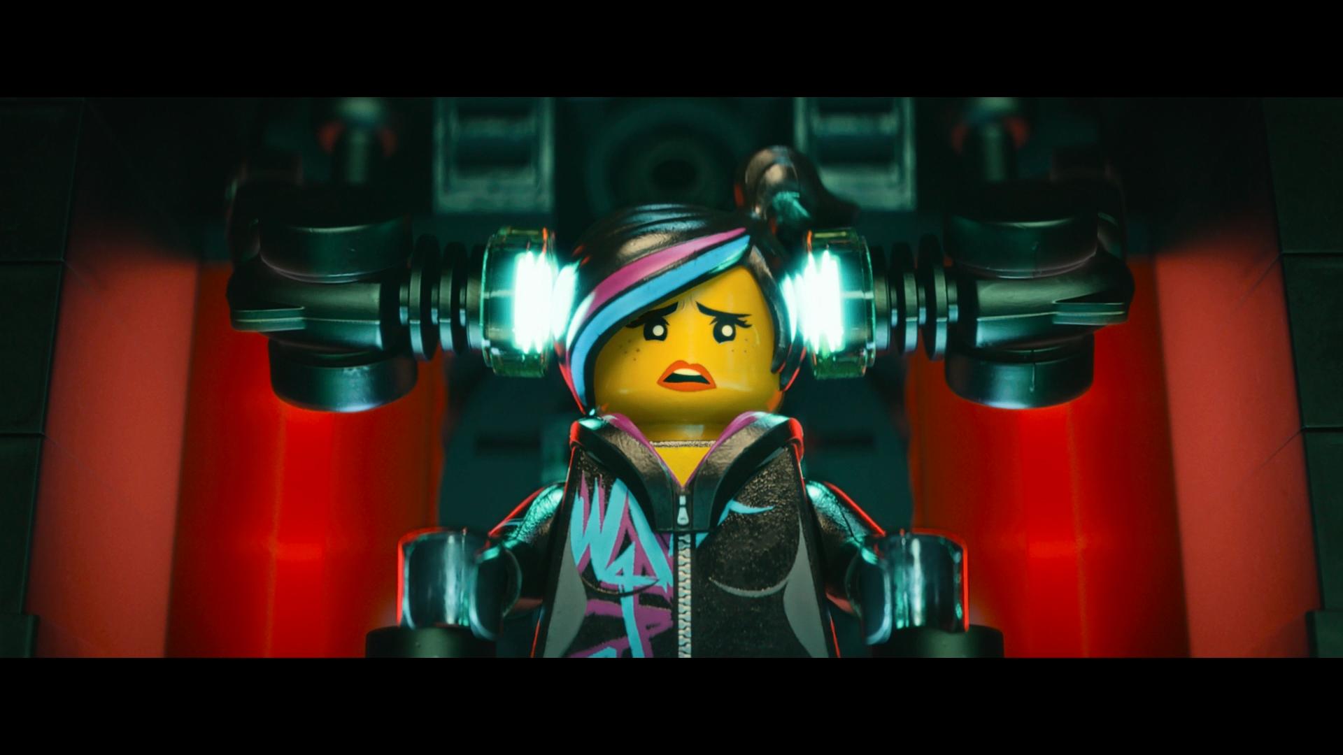 the lego movie unikitty sad