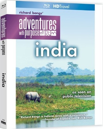 Adventures with Purpose: India (Blu-ray)  HDmag.cz
