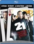 Oko bere (21, 2008) (Blu-ray)