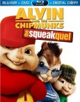Alvin a Chipmunkové 2 (Alvin and the Chipmunks: The Squeakquel, 2009) (Blu-ray)