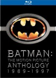 Batman: The Motion Picture Anthology (2009) (Blu-ray)