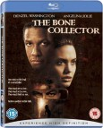 Sběratel kostí (Bone Collector, The, 1999) (Blu-ray)