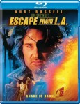Útěk z L.A. (Escape from L.A., 1996) (Blu-ray)