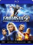 Fantastická čtyřka: Silver Surfer (Fantastic Four: Rise of the Silver Surfer, 2007) (Blu-ray)