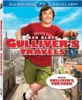 Gulliverovy cesty (Gulliver's Travels, 2010) (Blu-ray)
