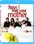 How I Met Your Mother - 4. sezóna (How I Met Your Mother: Season Four, 2009) (Blu-ray)
