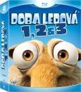 Trilogie Doba ledová (Ice Age Trilogy, 2009) (Blu-ray)