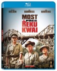 Most přes řeku Kwai (Bridge on the River Kwai, The, 1957) (Blu-ray)