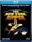 Rozparovač z New Yorku (Squartatore di New York, Lo / The New York Ripper, 1982) (Blu-ray)