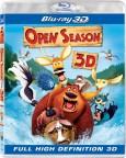 Lovecká sezóna 3D (Open Season 3D, 2006) (Blu-ray)