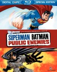 Superman / Batman: Public Enemies (2009) (Blu-ray)