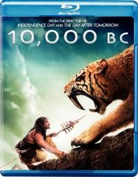 10 000 př. n. l. (10, 000 B.C., 2008) (Blu-ray)