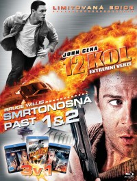 12 kol / Smrtonosná past / Smrtonosná past 2 (12 Rounds / Die Hard / Die Hard 2: Die Harder, 2009)
