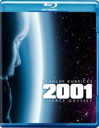 2001: Vesmírná odysea (2001: A Space Odyssey, 1968) (Blu-ray)