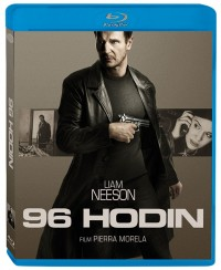 96 hodin (Taken, 2008) (Blu-ray)