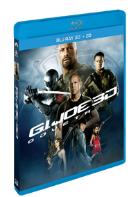 G.I. Joe: Odveta (G.I. Joe: Retaliation, 2013) (Blu-ray)