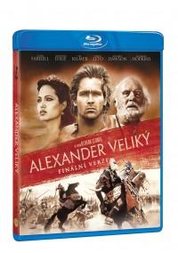 Alexander Veliký (Alexander, 2004) (Blu-ray)