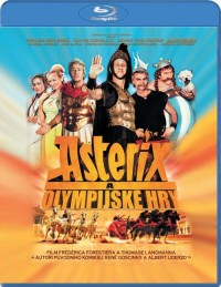 Asterix a Olympijské hry (Astérix aux jeux olympiques / Asterix at the Olympic Games, 2008)