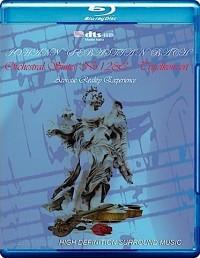 Bach, Johann Sebastian: Orchestral Suites No.1, 2 & 3 / Tripelkonzert (2008)