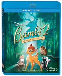 Bambi 2 (Bambi II, 2006) (Blu-ray)