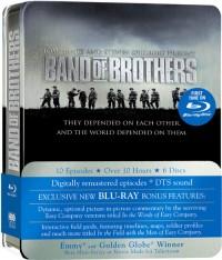 Bratrstvo neohrožených (Band of Brothers, 2001)
