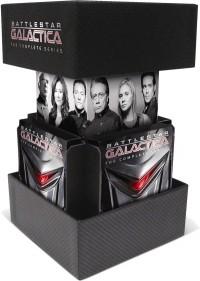 Battlestar Galactica - kompletní seriál (Battlestar Galactica: The Complete Series, 2004)