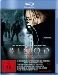 Blood: The Last Vampire (Blood: The Last Vampire / Rasuto Buraddo / Last Blood, 2009)