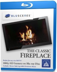 BluScenes: The Classic Fireplace (2009)