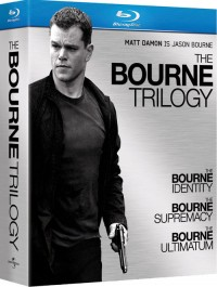 Bourneova kolekce (Bourne Trilogy, The, 2009) (Blu-ray)