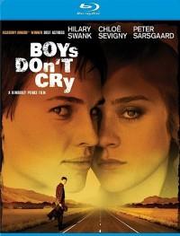 Kluci nepláčou (Boys Don't Cry, 1999) (Blu-ray)